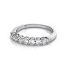 Кольцо дорожка с 7 бриллиантами, Изображение 4