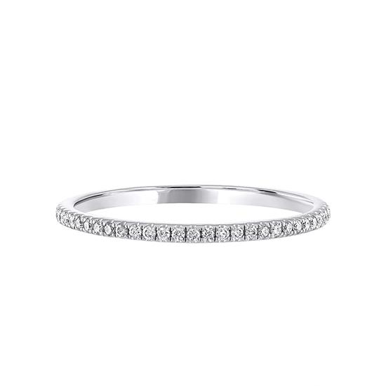 Кольцо дорожка с бриллиантами, Больше Изображение 1