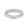 Кольцо дорожка с бриллиантами 3 мм, Изображение 2