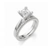 Кольцо с квадратным бриллиантом, Изображение 2