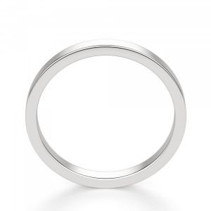 Кольцо простое золотое