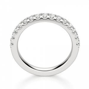 Кольцо дорожка с 15 бриллиантами