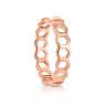 Кольцо Соты из золота 750 пробы, Изображение 2