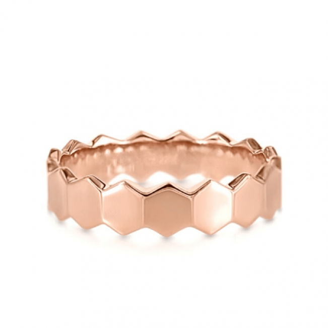 Кольцо из золота Miel