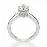 Кольцо с бриллиантом капля, Изображение 2