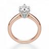 Кольцо с бриллиантом капля в 6 лапках, Изображение 2