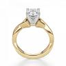 Кольцо с овальным бриллиантом, Изображение 2
