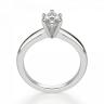 Кольцо с бриллиантом маркиз в 6 лапках, Изображение 2