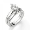Кольцо с бриллиантом маркиз в 6 лапках, Изображение 4