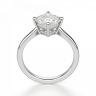 Кольцо с бриллиантом ашер, Изображение 2