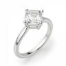 Кольцо с бриллиантом ашер, Изображение 3