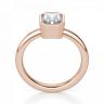Кольцо с бриллиантом формы радиант, Изображение 2