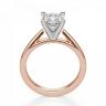 Кольцо с бриллиантом кушон, Изображение 2