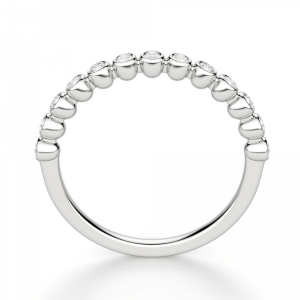 Кольцо дорожка с бриллиантами 0.195 карата