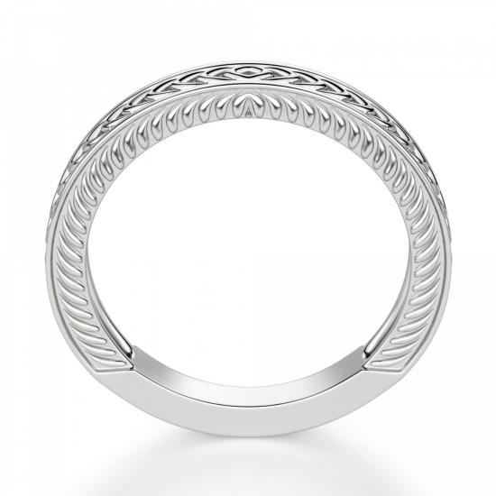 Кольцо из золота 750 пробы,  Больше Изображение 2