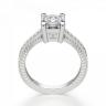 Помолвочное кольцо кушон, Изображение 2