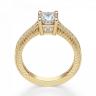 Кольцо с бриллиантом принцесса, Изображение 4