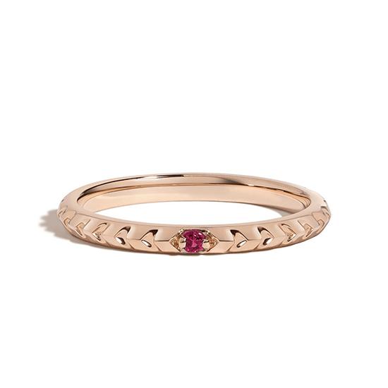Кольцо с рубином, Больше Изображение 1