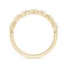 Кольцо золотая дорожка с бриллиантами Miel, Изображение 2