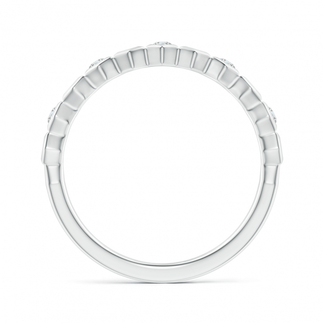 Кольцо дорожка Miel с бриллиантами