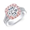 Кольцо с белым бриллиантом, Изображение 2