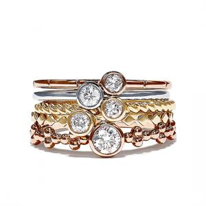 Кольцо три золота Неделька