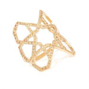 Широкое геометричное кольцо