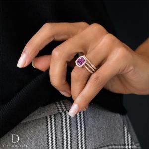 Кольцо с сапфиром 3.5 карата - Фото 3