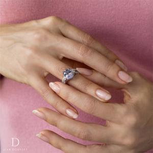 Кольцо со сапфиром 4.5 карата - Фото 3