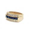 Мужское кольцо с сапфирами, Изображение 3