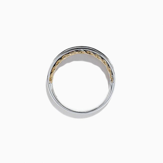 Мужское кольцо с бриллиантами  - Фото 2