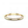 Кольцо с бриллиантами на гранях, Изображение 2
