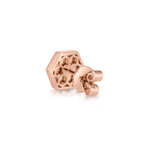 Серьги пусеты с бриллиантами Miel - Фото 1