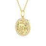 Медальон знак Зодиака - Дева, Изображение 2