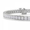 Теннисный браслет с бриллиантами Принцесса, Изображение 2