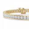 Теннисный браслет с бриллиантами, Изображение 2