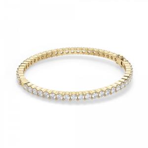 Жесткий браслет с бриллиантами