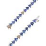 Браслет с треугольными танзанитами и бриллиантами, Изображение 2