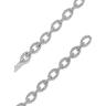 Браслет Цепь с овальными звеньями в бриллиантах, Изображение 2