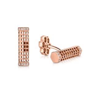 Мужские запонки с бриллиантами