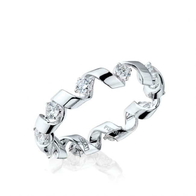 Кольцо с бриллиантами 0.64 карата