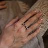 Кольцо из золота с жемчугом, Изображение 2