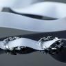 Кольцо из белого золота 750 пробы Ruban, Изображение 4