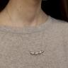 Колье Smile с морским жемчугом, Изображение 2