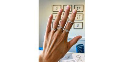 Как носить кольца? Объясняем на пальцах!