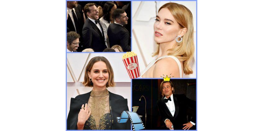Лучшие украшения на церемонии Оскара 2020